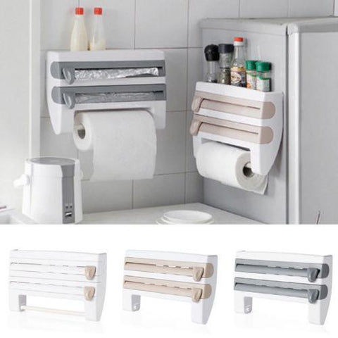 Home - 4 In 1 - Kitchen Roll Dispenser