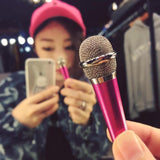 Portable Mobile Mini-mic Smart Microphone Stereo Condenser