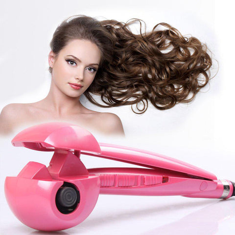 Professional Stylish Curler Handheld Automatic Curling Iron