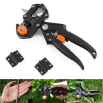 Professional Grafting Tool Multi-Purpose Nursery Garden Knife with 2 Blades, 1 Screwdriver, 1 Wrench