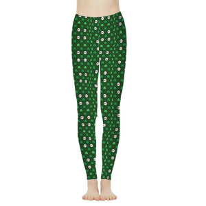 Load image into Gallery viewer, Lucky Leggings- 'Clover'