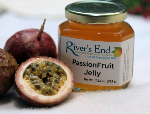 Passion Fruit Jelly
