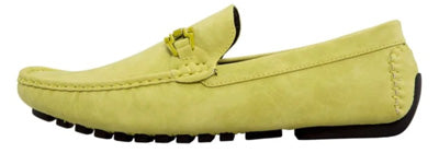 mens lime shoes