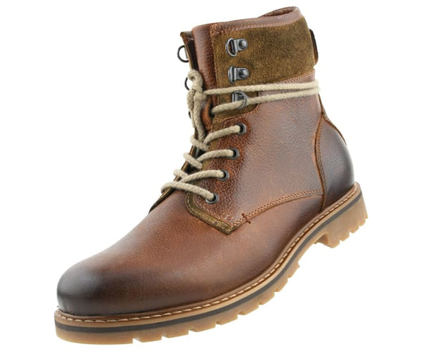 Asher Green AG5376 - Men's Work Boots, Combat Boots