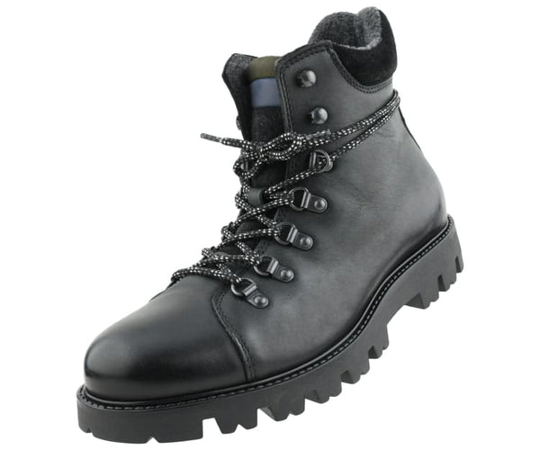 ag6087 Asher Green Boots Black / 7.5