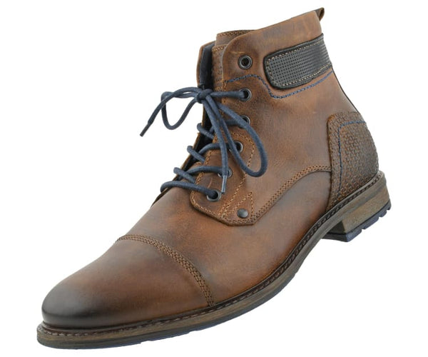 Asher Green AG8865 - Mens Work Boots, Motorcycle Boots, Combat Boots
