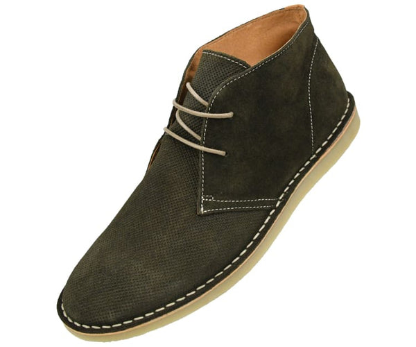 ag6202 Asher Green Boots Olive / 7.5