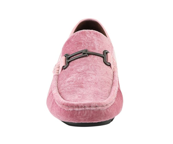 Rila Perforated Patent Driving Moccasin Driving Moccasins