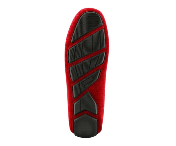 harry-green Amali Driving Moccasins Green / 7.5