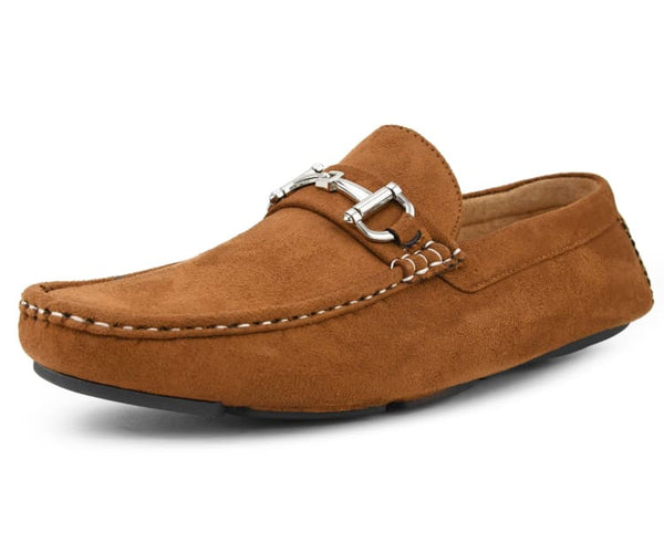 walken-neutral Amali Driving Moccasins