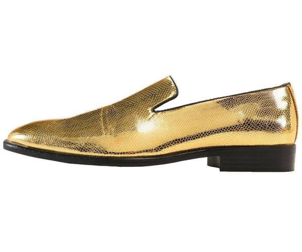 Durant Exotic Slip On Dress Shoe Loafers