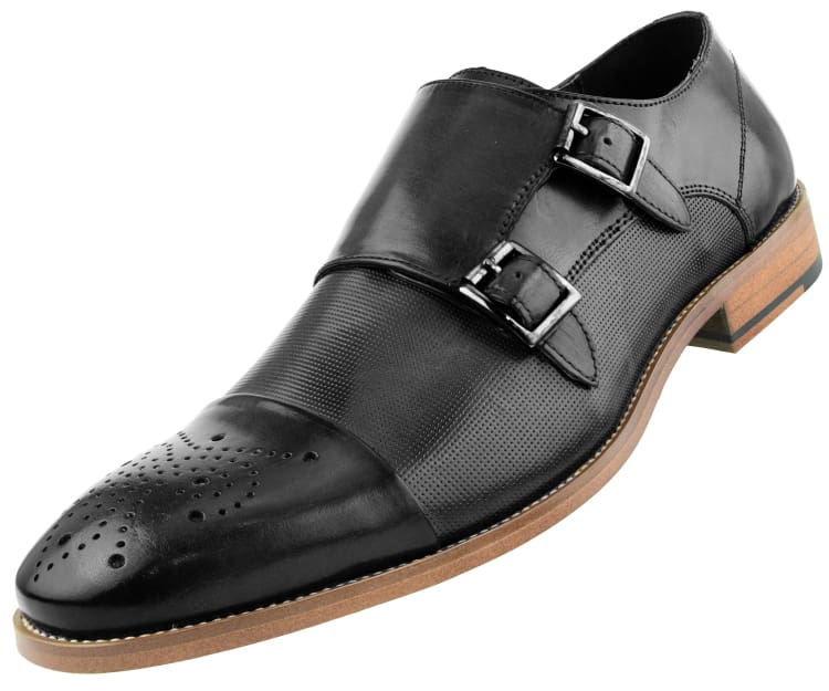 b09b398e6db4 AG1101 by Asher Green | Monk Straps – Just Men's Shoes