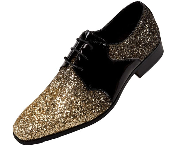 Gradey Amali Oxfords Gold / 10
