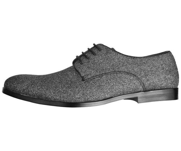 Shimmer Glitter Oxford Dress Shoe Derbs