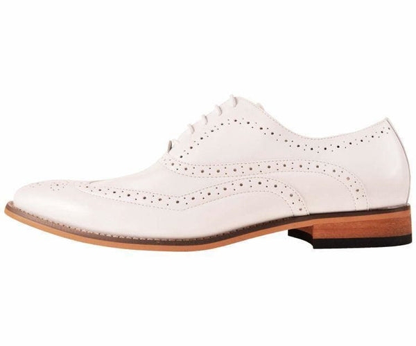 Beal Smooth Wingtip Oxford Oxfords