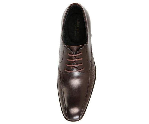 Jackson Genuine Leather Bike-Track Oxford Lace Up