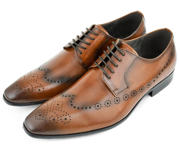 ag820 Asher Green Oxfords
