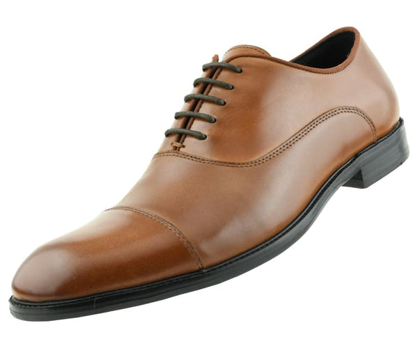 ag500 Asher Green Oxfords Tan / 10