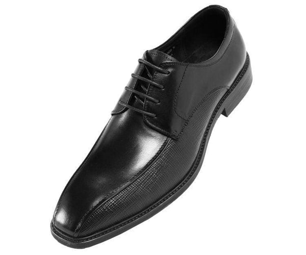 Jackson Genuine Leather Bike-Track Oxford Lace Up Black / 10