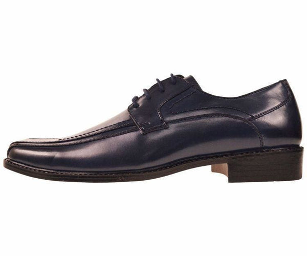 7815 Classic Smooth Oxford Lace Up Dress Shoe Lace Up
