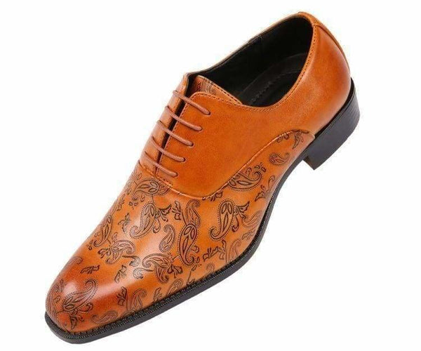 Peter Bolano Oxfords Cognac / 7.5