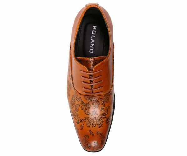 Peter Bolano Oxfords