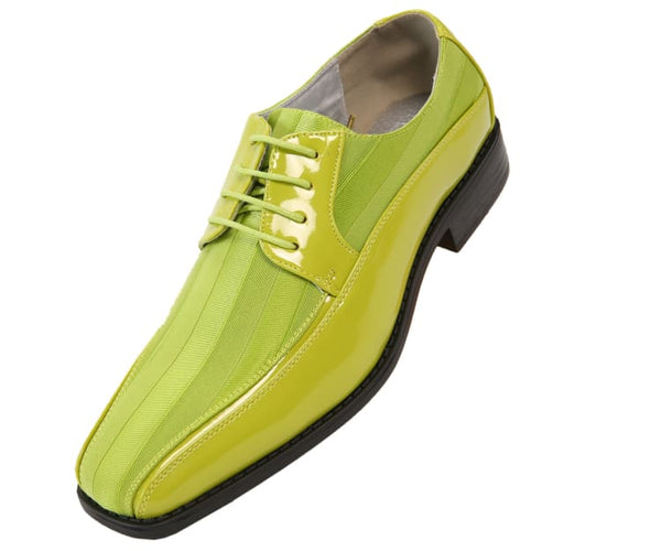 179-lime Viotti Oxfords Lime / 7.5