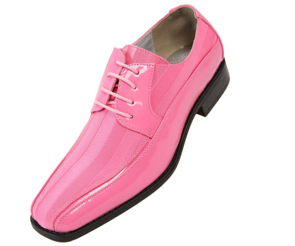179-pink Viotti Oxfords Pink / 7.5
