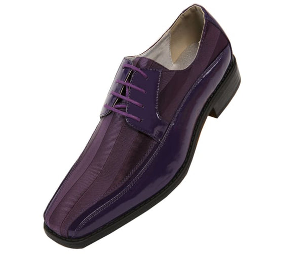 179-purple Viotti Oxfords Purple / 7.5