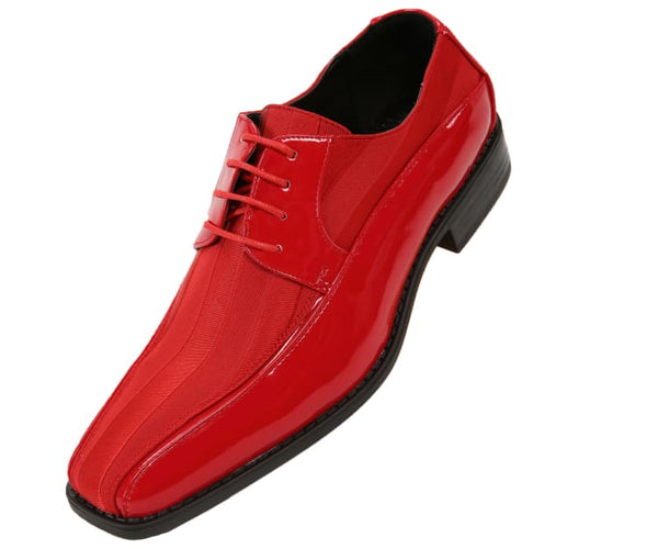 179-red Viotti Oxfords Red / 7.5