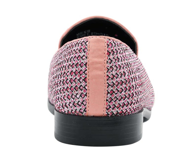 dezzy-red Bolano Smoking Slippers
