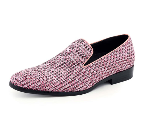 dezzy-rose-gold Bolano Smoking Slippers