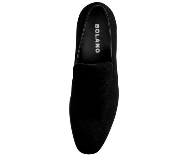 Jay Mens Velvet Smoking Slippers In Paisley Dress Shoes Smoking Slippers