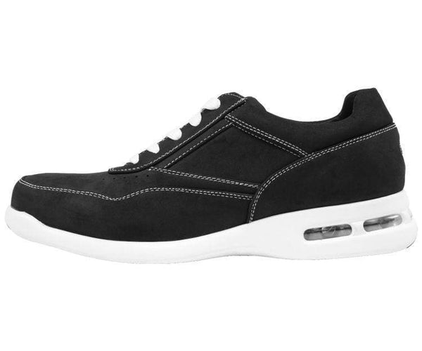 Skipper Nubuck Faux Leather Low Top Sneaker Sneakers