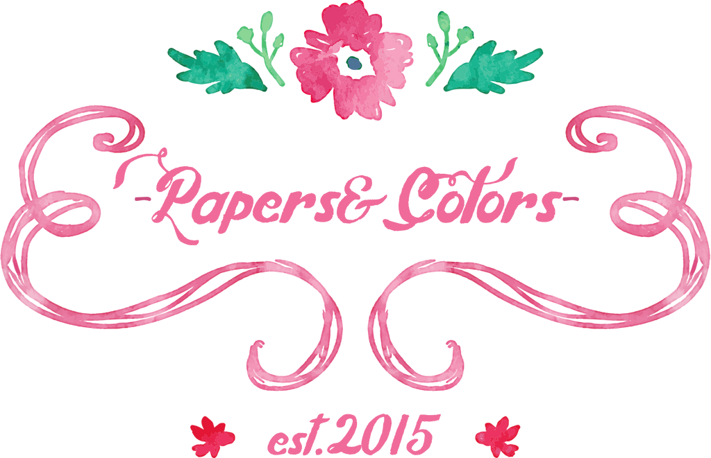 PAPERS AND COLORS 2015 (June Feature)
