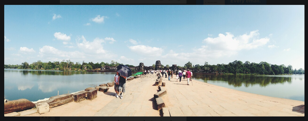Cambodia Diaries- Siem Reap Part 1 (2013)