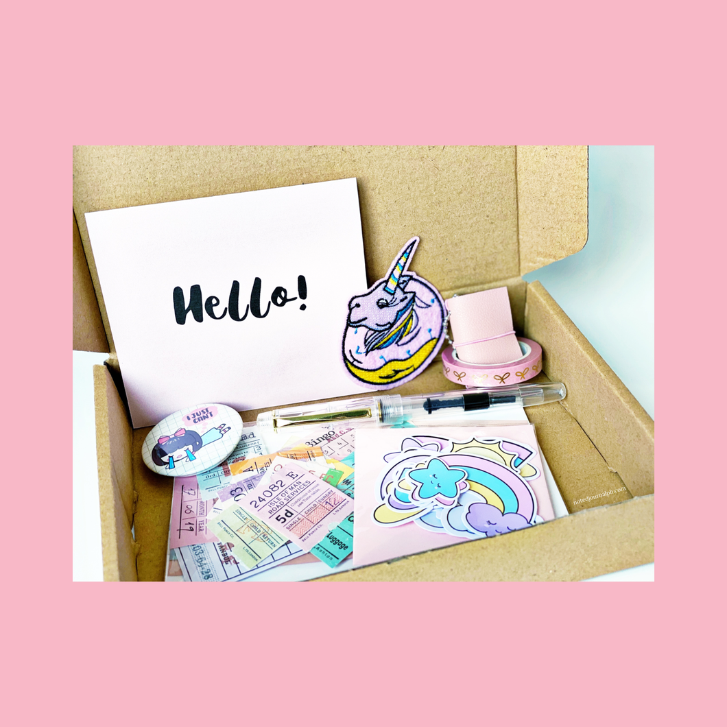 Stationery Box (Limited Stocks)