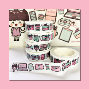 Planner Girl Daily Essentials Washi Tape