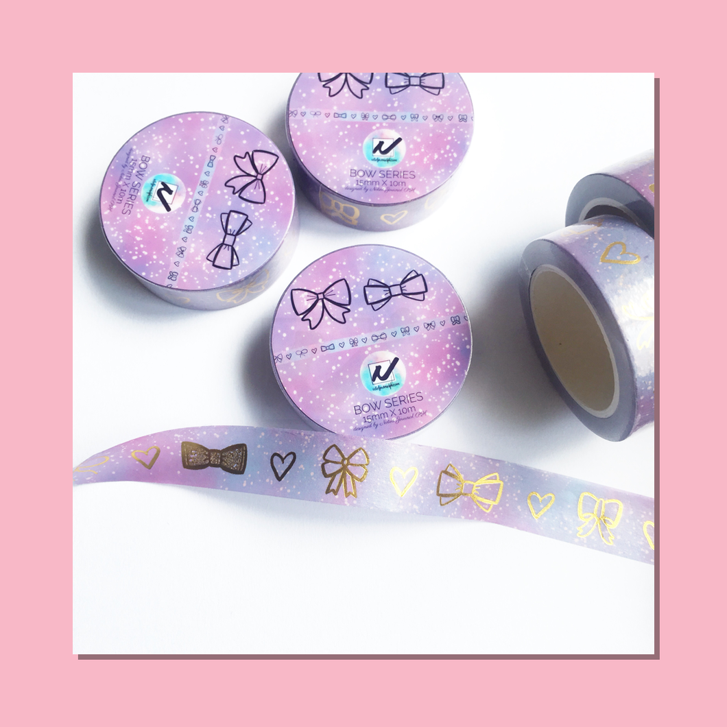 Bow Series Washi Tape