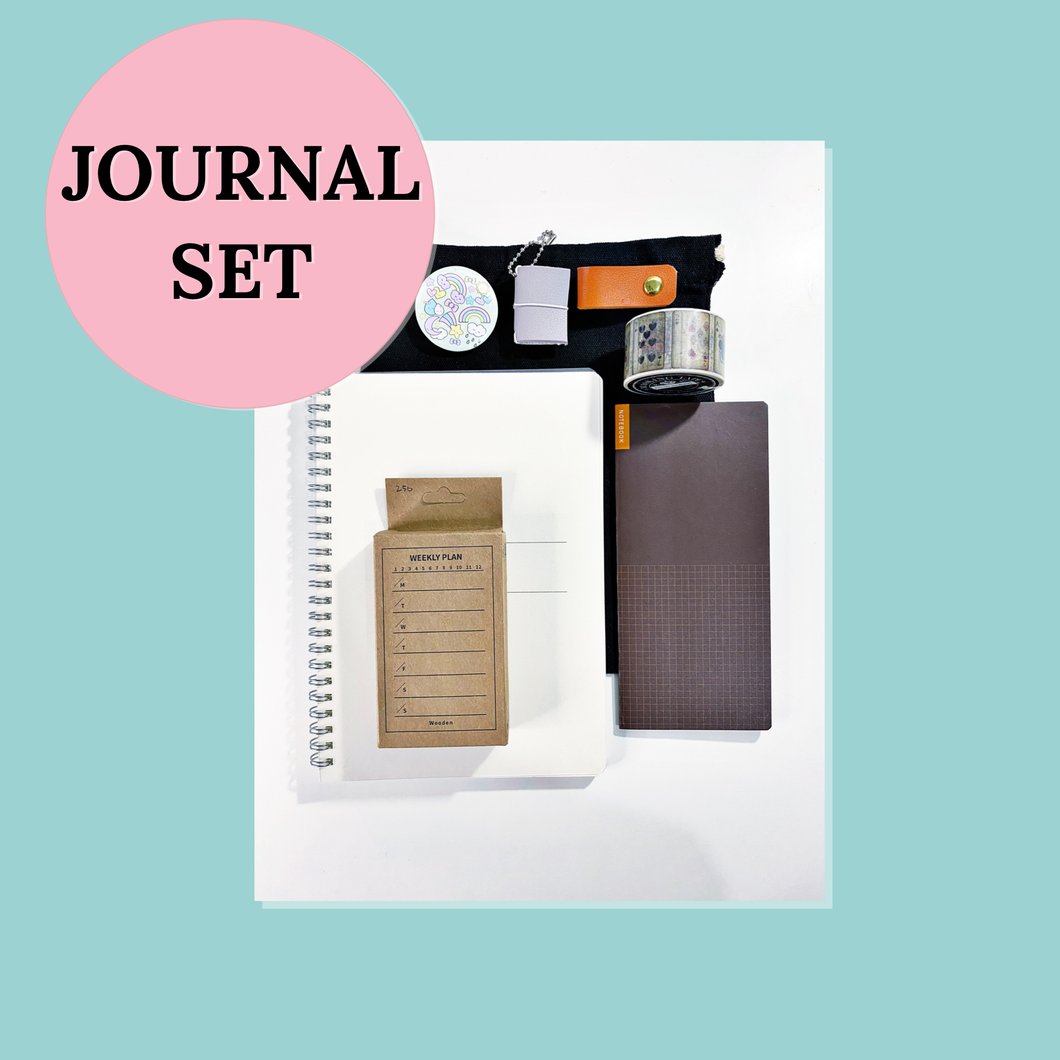 Journal Set 6