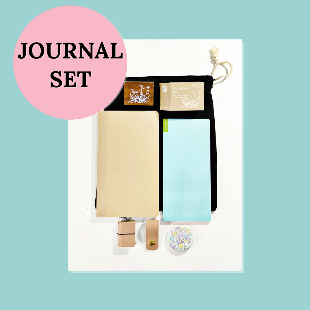 Journal Set 3