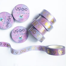 Load image into Gallery viewer, Bow Series Washi Tape
