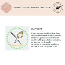 Load image into Gallery viewer, Anniversary Box