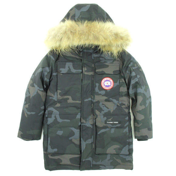 Youth Boys Winter Down Khaki Clearance Jacket 11-12 years - Just Be Special