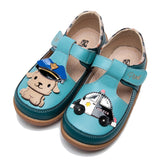 Boys Police Style Sandals - Just Be Special