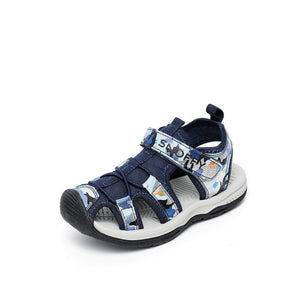 Toddler Boys Summer Sandals Clearance Toddler 9 / Youth 3.5 / 4 / 4.5 - Just Be Special