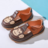 Toddler Boys Cartoon Monkey Sandals Clearance Toddler 11 - Just Be Special