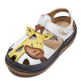 Toddler Boys Giraffe Sandals Toddler 10.5 / 11 - Just Be Special