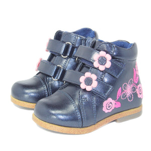 Toddler Girls First Step Spring Boots Clearance Toddler 3.5 - Just Be Special
