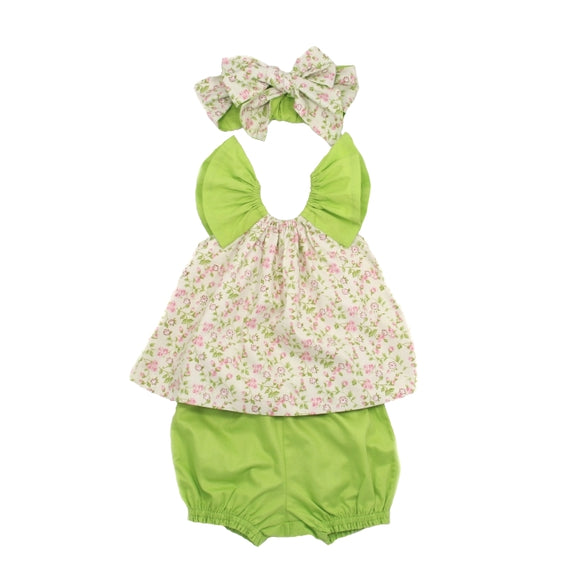 Lulu Girls Handmade 3-Piece Set - Just Be Special
